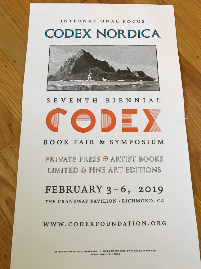Codex poster 2019